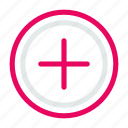 add, healing, health and medical, healthcare, plus, treatment icon