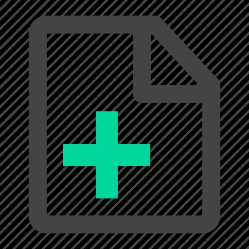 health, medical, prescription, rx icon