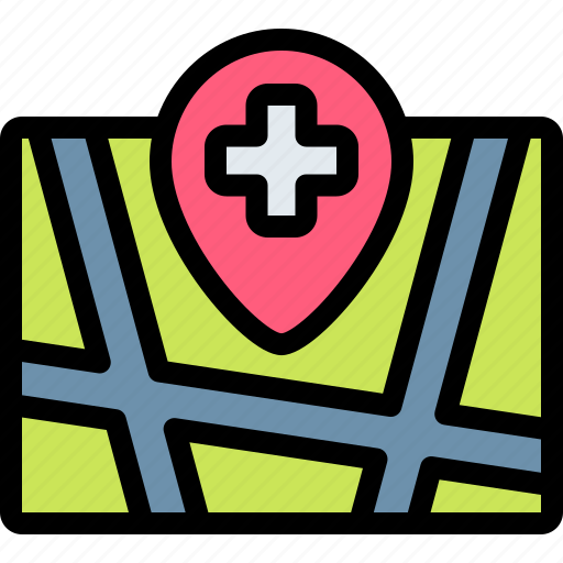 emergency, health, healthy, hospital, placeholder icon