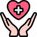 emergency, health, healthy, hospital icon