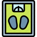 emergency, health, healthy, hospital, scale icon