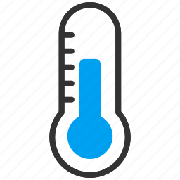 hot, measure, scale, temperature, thermometer, tool icon