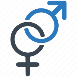female, gender, male, sex, venus icon