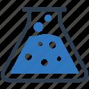 beaker, laboratory, acid, lab, chemistry