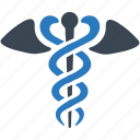 medical, caduceus, healthcare