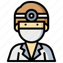 checkup, doctor, health, human, man, people icon