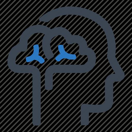 brain, neurology, neuroscience icon