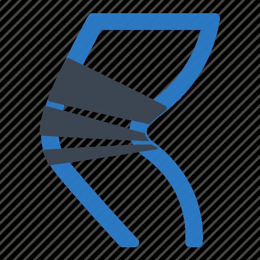 Hurt, injury, knee, leg icon - Download on Iconfinder