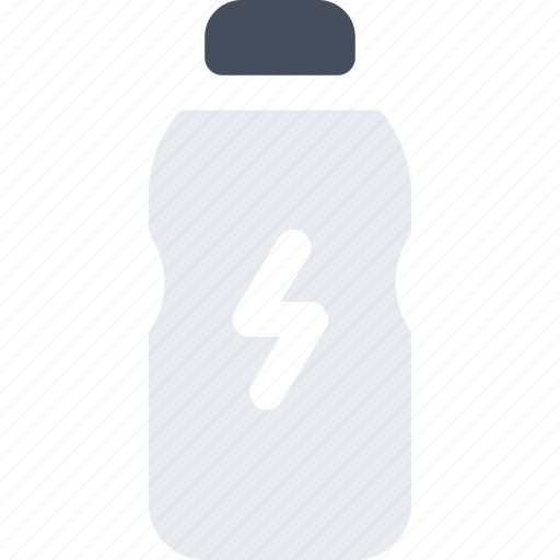 bottle, drink, fitness, health, water icon icon