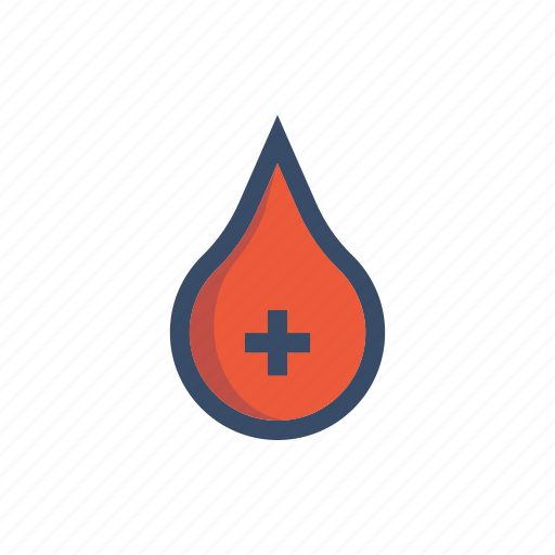bleed, blood, donor, drop, medical, red cross, water icon