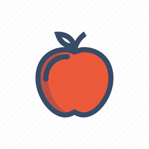 apple, food, fruit, healthy, lifestyle, vegetable, vegetarian icon