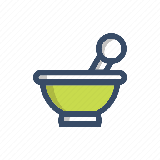healthy, herbal, medicine, natural, pestle, pharmacy icon