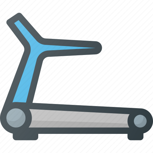 Exercise, fitness, run, running, treadmill icon - Download on Iconfinder