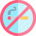 emergency, health, healthy, hospital, no, smoking icon