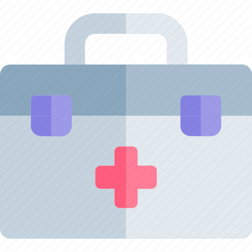 aid, emergency, first, health, healthy, hospital, kit icon