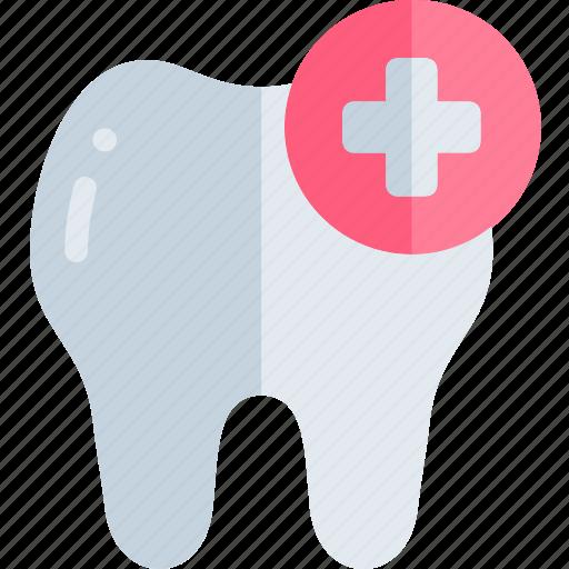 emergency, health, healthy, hospital, tooth icon