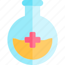 emergency, health, healthy, hospital, potion icon