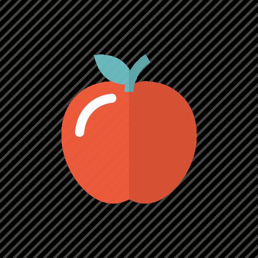 apple, detox, food, fruit, lifestyle, vegetable, vegetarian icon