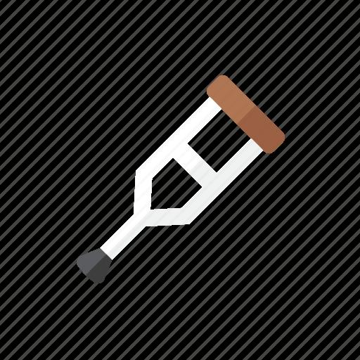 stick, walking icon