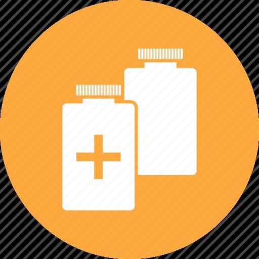 medicine, pills, treatmen icon