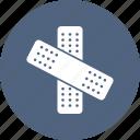band aid, bandage, treatment
