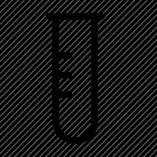 beaker, chemical, chemistry, sample, science, test, tube icon