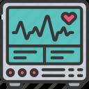 health, heartbeat, heartrate, hospital, medical, monitor