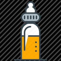 baby, bottle, care, feeding, health, medical icon