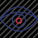 eye, oculist, vision
