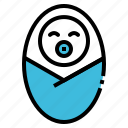baby, child, infant, kid, maternity icon