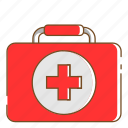 aid, healthcare, help, kit, medical icon