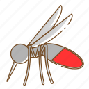 deseases, healthcare, insect, medical, mosquito