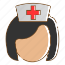care, healthcare, medical, nurse icon