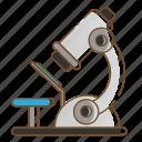 healthcare, laboratory, medical, microscope