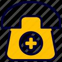 advice, assistance, bukeicon, call, help, medical