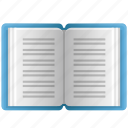 book, card, diagnosis, health, healthcare, history, illness, library, medical, medicine, record, report icon