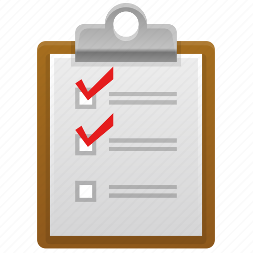 checklist, checkmark, diagnosis, diagnostic, exam, health, hospital, list, medical, medicine, parameters, receipt, report, test, todo icon
