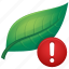 attantion, clean, eco, ecology, energy, health, healthcare, healthy, leaf, nature, organic, plant, vegetal icon