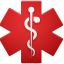 ambulance, care, corps, drug, drugs, drugstore, health, healthcare, healthy, medical, medicine, snake, therapy, treatment, wealth, wellness icon