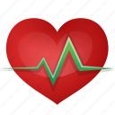 beat, bitmap, cardio, cardiogram, care, clinic, ekg, healthcare, healthy, heart, heartbeat, heath, hospital, love, medical, medicine, nurse, pulsation, pulse, rate, record, report, trace icon