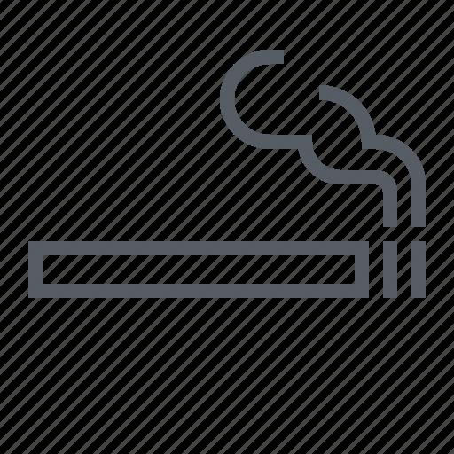 cancer, cigarette, healthcare, medicine, smoking icon