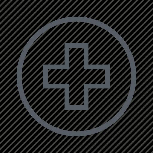 cross, healthcare, hospital, medical, medicine icon