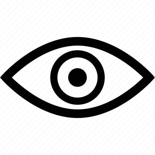 eye, eyes, find, look, search, see, view icon