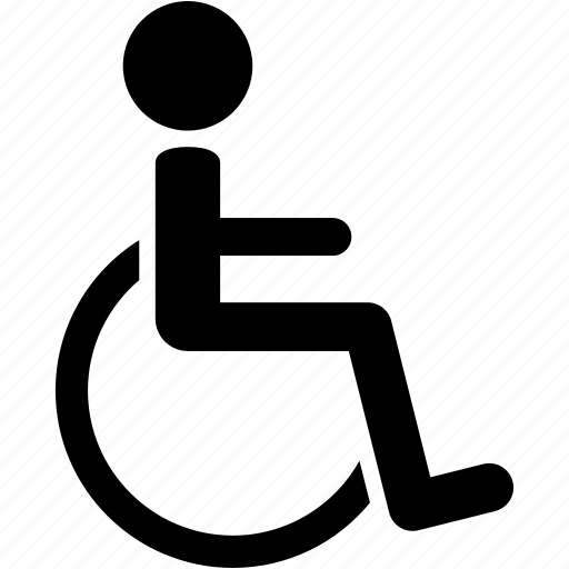 ambulance, disable, handicap, handicapped, hospital, patient, wheelchair icon