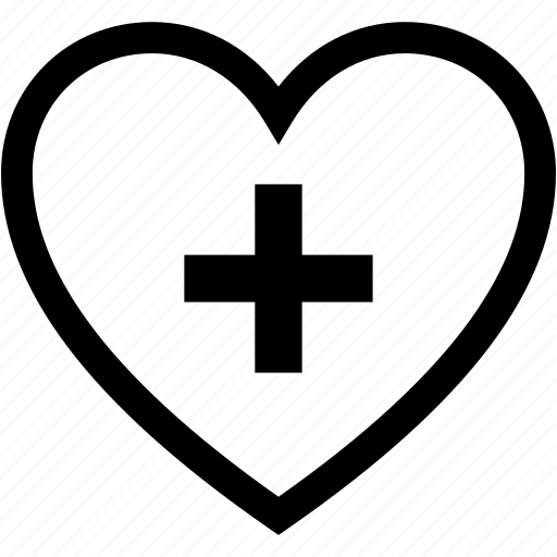 emergency, healthcare, heart, hospital, love, medical, medicine icon