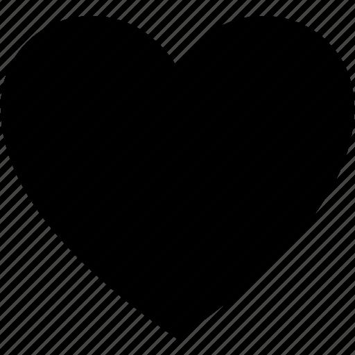 bookmark, favorite, healthcare, heart, like, love, valentine icon