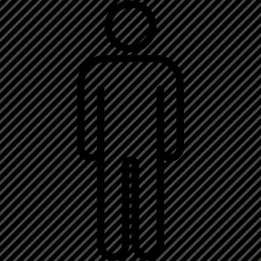 boy, human, male, man, people icon