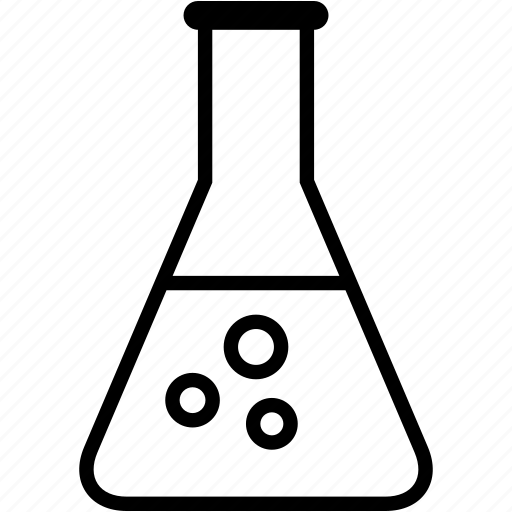 beaker, chemistry, lab, laboratory, science, test, tube icon