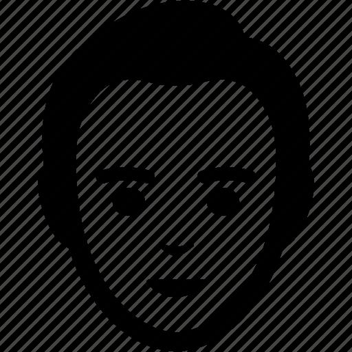 account, avatar, emoticon, face, man, smiley, user icon