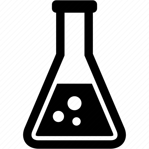 beaker, chemistry, school, science, test, tube icon